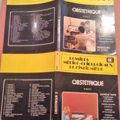 Obstetrique. 2 Volume - B. Seguy, Alta editura