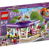 LEGO Friends - Cafeneaua de arta a Emmei 41336