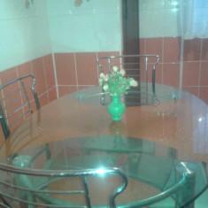 Apartament -regim hotelier - Apartament de inchiriat, 70 mp, Numar camere: 3, An constructie: 1990, Etajul 1