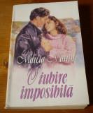 MARCIA MARTIN – O IUBIRE IMPOSIBILA