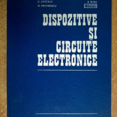 D. Dascalu, s.a. - Dispozitive si circuite electronice
