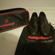 Pantofi de dans Supadance LondonOcazie!!, Culoare: Negru
