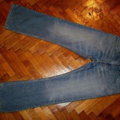 Blugi Levis 527-Marimea W32xL32 (talie-86cm, lungime-107cm) - Blugi barbati Levi's, Culoare: Din imagine, Prespalat, Bootcut, Normal