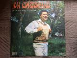 Ion Cristoreanu de la noi de la fereastra disc vinyl lp muzica folclor populara