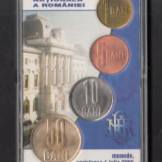 Set Monetarie Romania 2005 - Moneda Romania