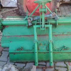 Plug si freza - Tractor