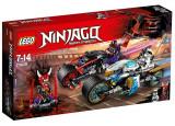 LEGO Ninjago - Cursa Sarpelui Jaguar 70639