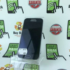 Samsung s4 mini Neverlocked Factura&Garantie - Telefon mobil Samsung Galaxy S4, Albastru, 16GB, Neblocat, Single SIM