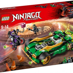 LEGO Ninjago - Vehiculul nocturn al lui Lloyd 70641