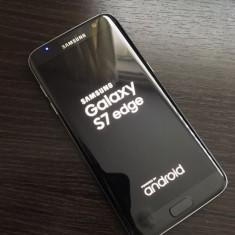Vand Samsung S7 Edge/ schimb cu iPhone 6s+ sau 7s - Telefon Samsung, Negru, 64GB, Neblocat, Single SIM
