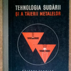 I. Vasile, s.a. - Tehnologia sudarii si a taierii metalelor