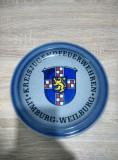 Farfurie vintage Staffel Stoneware  - West Germany