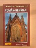 Ghid de conversatie roman-german Editura Teora
