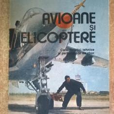 Gheorghe Zarioiu – Avioane si elicoptere - Carti Transporturi