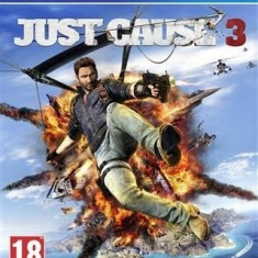 Just Cause - PS4 [Second hand] fm, cad - Jocuri PS4, Actiune, 16+, Single player