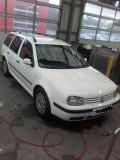 Volkswagen Golf4 1.9TDI ALH Variant Alb, GOLF, Motorina/Diesel, Break