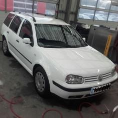Volkswagen Golf4 1.9TDI ALH Variant Alb, An Fabricatie: 2000, Motorina/Diesel, 300000 km, 1900 cmc