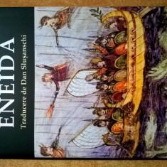 Publius Vergilius Maro - Eneida {Trad. Dan Slusanschi} - Roman