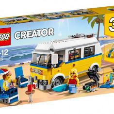 LEGO Creator - Rulota surferului 31079