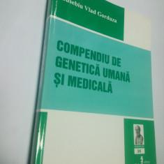 COMPENDIU DE GENETICA UMANA SI MEDICALA - Eusebiu Vlad Gorduza
