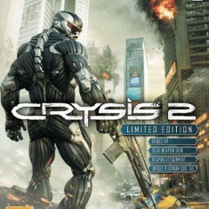 Crysis 2 Limited Edition - XBOX 360 [Second hand], Shooting, 18+, Multiplayer