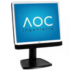 Monitor Refurbished LCD AOC LM929, 19 inch - Monitor LED