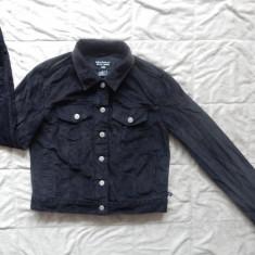 Jacheta raiata Polo Jeans CO Ralph Lauren; marime M, vezi dimensiuni exacte - Jacheta dama, Marime: M, Culoare: Din imagine