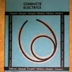 C. Cruceru, s.a. - Conducte electrice