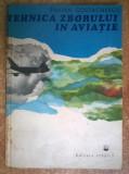 Traian Costachescu – Tehnica zborului in aviatie