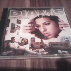 CD ALBUM+DVD DIAM'S-DANS MA BULLE ORIGINAL EMI MUSIC FRANTA 2006