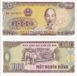 VIETNAM 1.000 dong 1988 UNC!!!