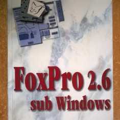 Gabriel si Mihai Dima - FoxPro 2.6 sub Windows