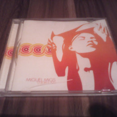 CD ALBUM MIGUEL MIGS-COLORFUL YOU ORIGINAL 2002 - Muzica House