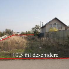Teren intravilan construibil, Bucov, Prahova