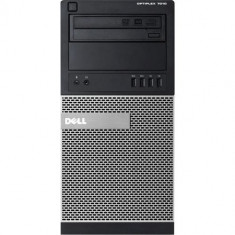 Calculator Refurbished Dell OptiPlex 7010 Tower, Intel Core i3-3220 3.30Ghz, 4GB DDR3, Hard Disk 250GB, DVD