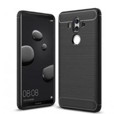Husa Huawei MATE 10 PRO hybrid bumper desoebit silicon model 2018 - Husa Telefon, Negru