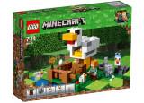 LEGO Minecraft - Cotetul de gaini 21140