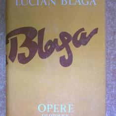 Lucian Blaga – Opere filozofice, vol. 10 {Trilogia valorilor} - Carte Filosofie