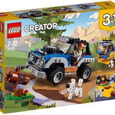 LEGO Creator - Masina de aventuri 31075