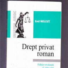 DREPT PRIVAT ROMAN EDITIE REVIZUITA SI ADAUGATA - Carte Istoria dreptului