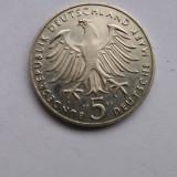 Germania 5 mark 1983, Europa