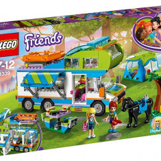 LEGO Friends - Furgoneta de camping a Miei 41339