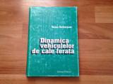 Ioan Sebesan - Dinamica vehiculelor de cale ferata