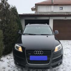 Audi Q7, 3.0 TDI quattro, S-Line, Full Option, an 2008, Motorina/Diesel, 289906 km, 2967 cmc