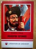 Dumitru Almas - Povestiri istorice, Dumitru Almas