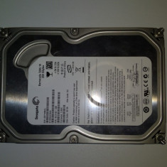 Hard disc 250 Gb SATA 2 / PC Desktop 3, 5 inch/ Seagate / 16 Mb cache (K1) - Hard Disk Seagate, 200-499 GB, Rotatii: 7200