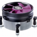 COOLER CPU COOLER MASTER X Dream i117, soc. LGA 115x/775, Al, 65W - Cooler PC