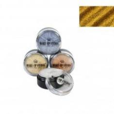 Fard De Pleoape Pulbere Profesional Shiny Effects-Gold P - Fard pleoape