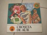 CROSETA DE AUR SMARANDA SBURLAN