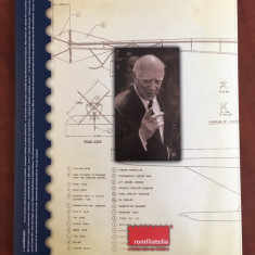 Romania - Album Filatelic 2010 - Nr.Lista 1882a - Centenarul Av. Reactie Coanda